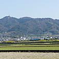 早春のローカル列車(JR四国)